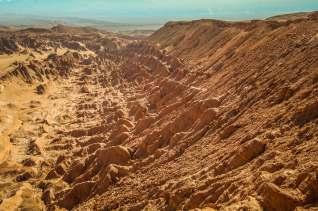 Ridges Valle de la Muerte