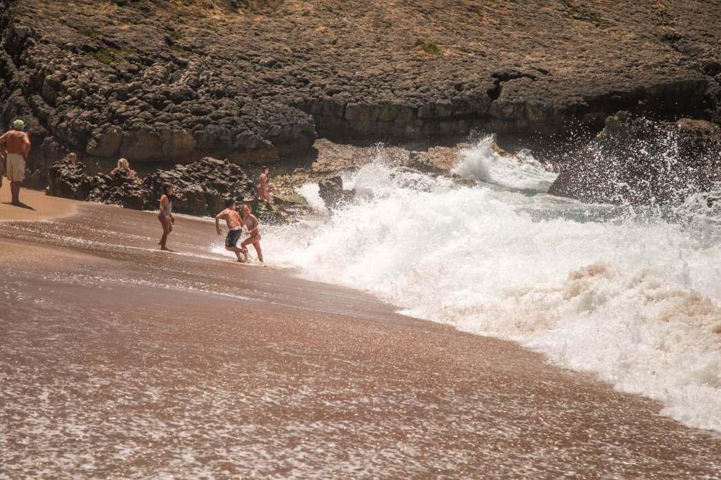 Praia do Guincho surf