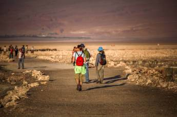 trekking Salar de Atacama