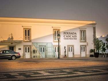 Pestana Cidadela Cascais main entrance