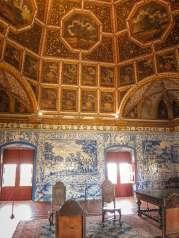 Pena Palace main room