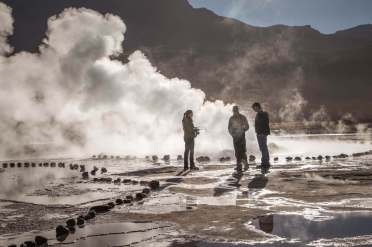 El Tatio Geysers Atacama