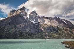 Lago Skottsberg Patagonia