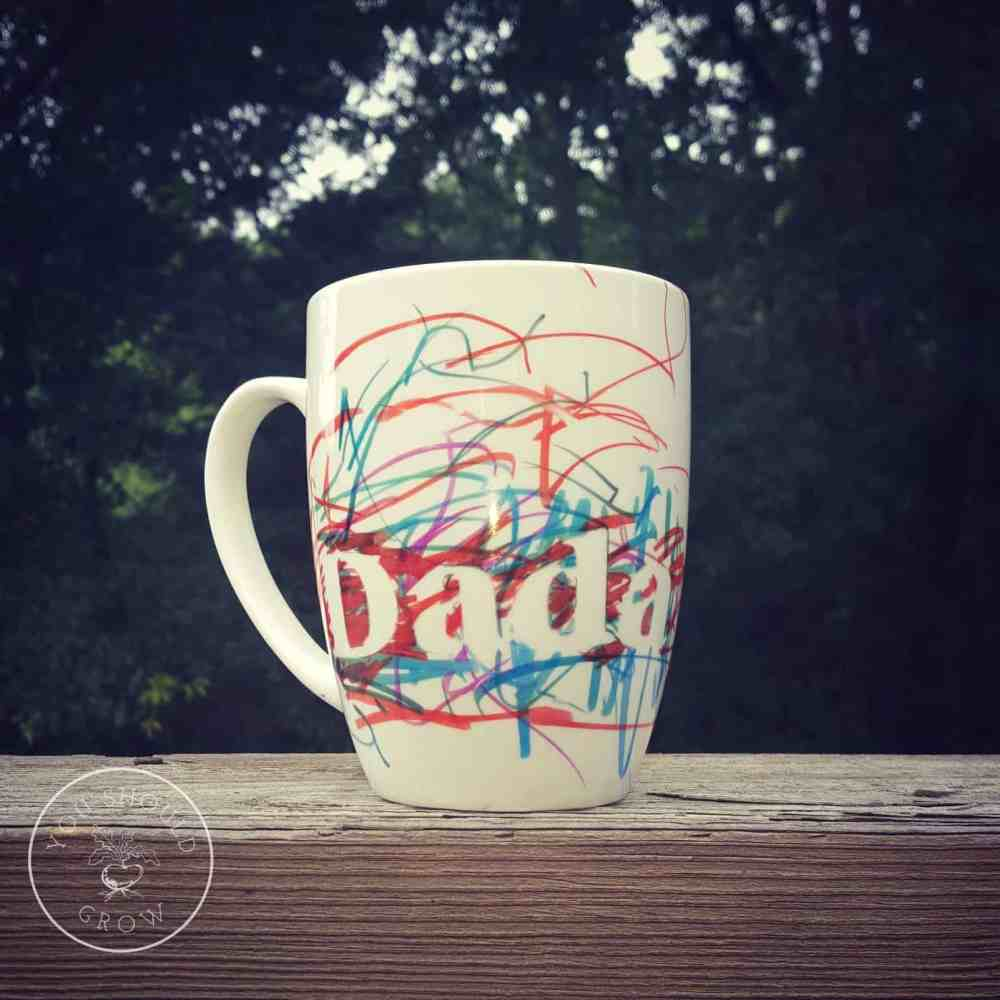 Easy Father's Day DIY
