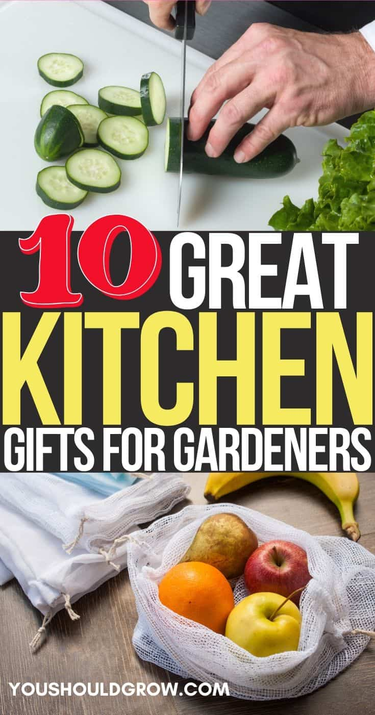 Kitchen Gifts For Mom - Kitchen Gift Ideas - Gifts For Vegetable Gardeners - Real Food Cooking - Christmas Gifts For Cooks - Gifts For Men - Gifts For Women - Kitchen Gadgets - Gifts For Dad - Gifts For Mother - Gifts For Homesteaders