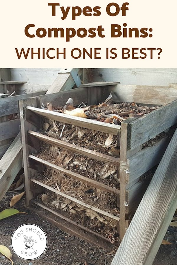 types of compost bins: which one is best?