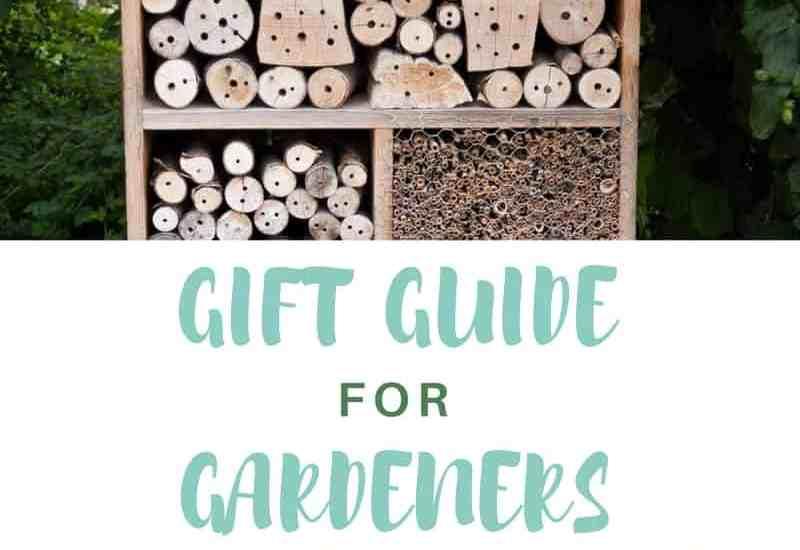 Gift guide for gardeners 2017