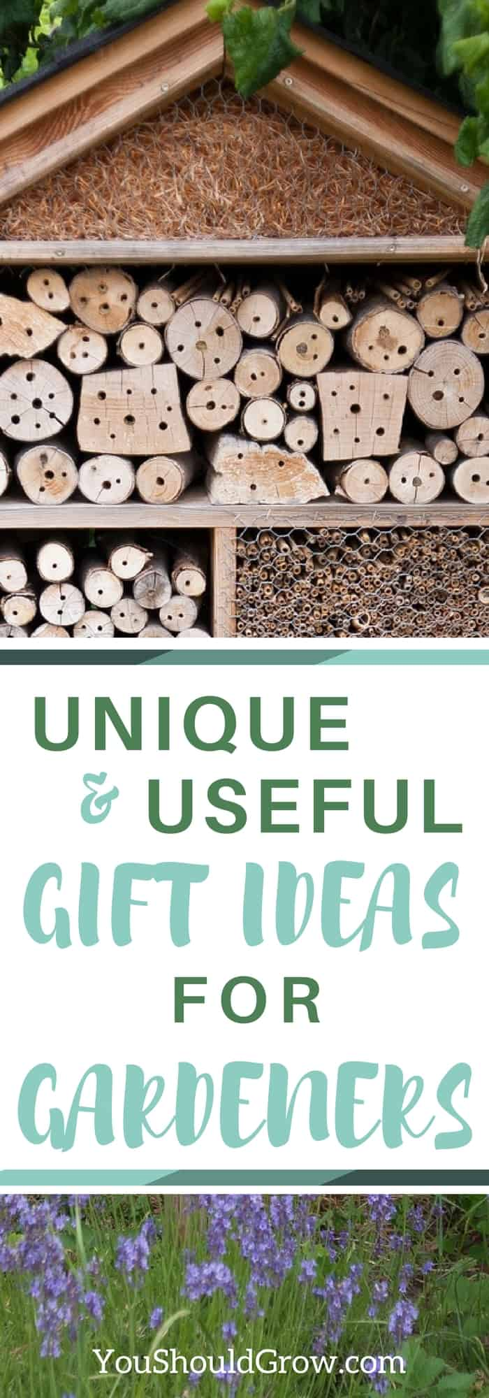 Gift Guide For Gardeners: 16 Unique and Useful Ideas - You Should Grow