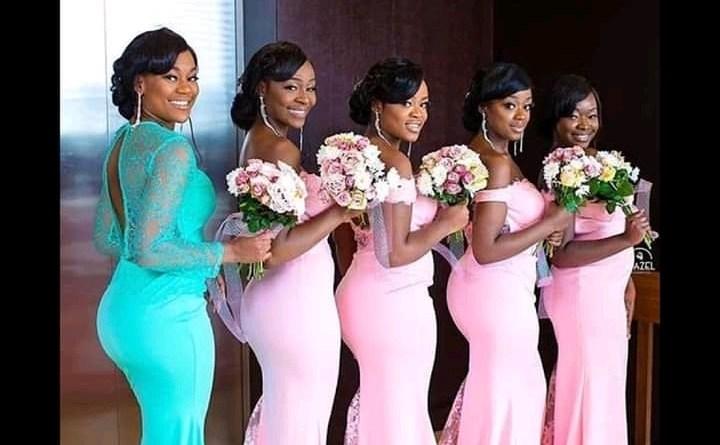 Bridal Train Styles
