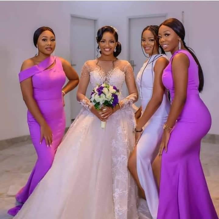 bridal squad ideas for bridesmaids