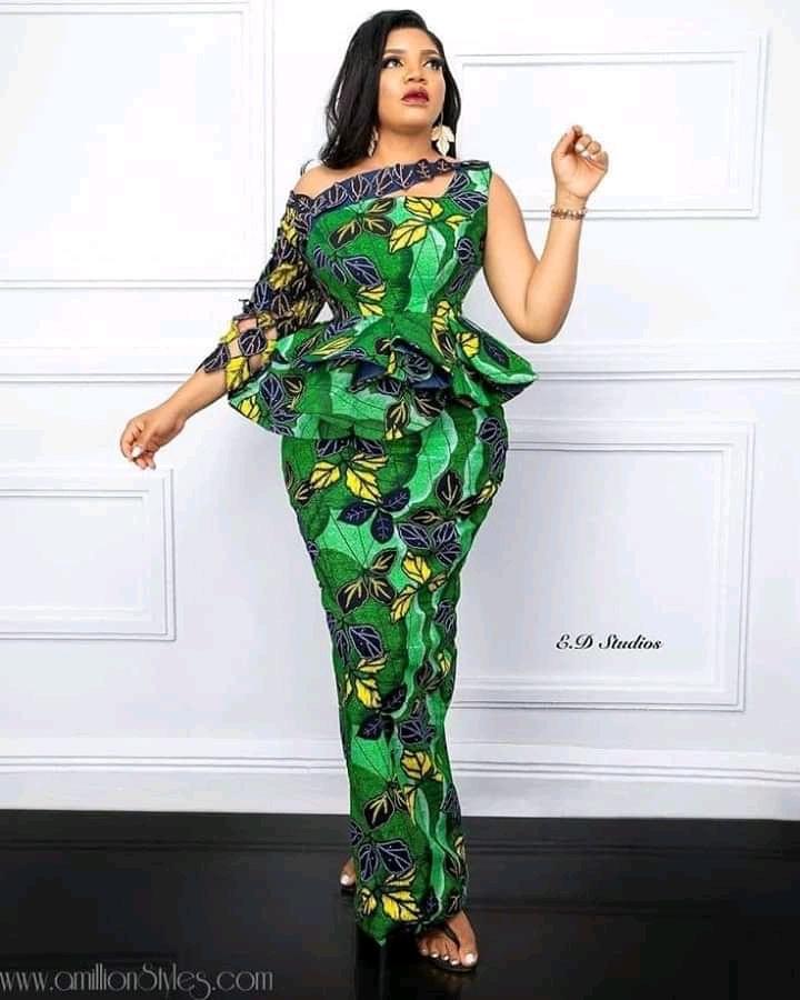 asoebi gown styles