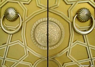 Golden Door - Masjid-al-Haraam, Saudi Arabia