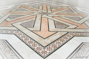 Sehan Floor - Masjid-e-Khandaq, Saudi Arabia