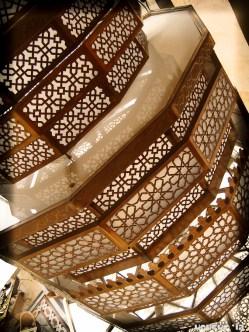 Chandelier - Wafi Mall, UAE