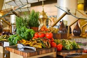 Grilled vegetables galore