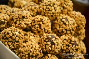 Date and nut truffles