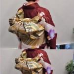 【着物のメリット】結婚式の着付けをさせていただきました。和装、振袖、着物素敵ですね!@名古屋@塩釜口