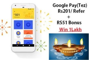 google-tez-refer-and-earn-51-code
