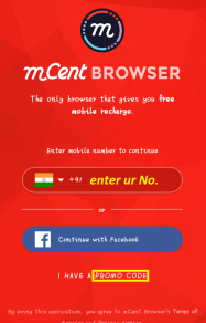 mCent Browser Unlimited Points Trick | Earn Free Recharge