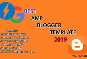 amp-bloger-template