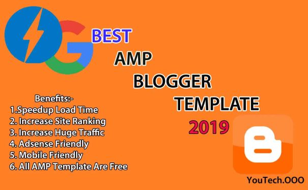 amp-bloger-template