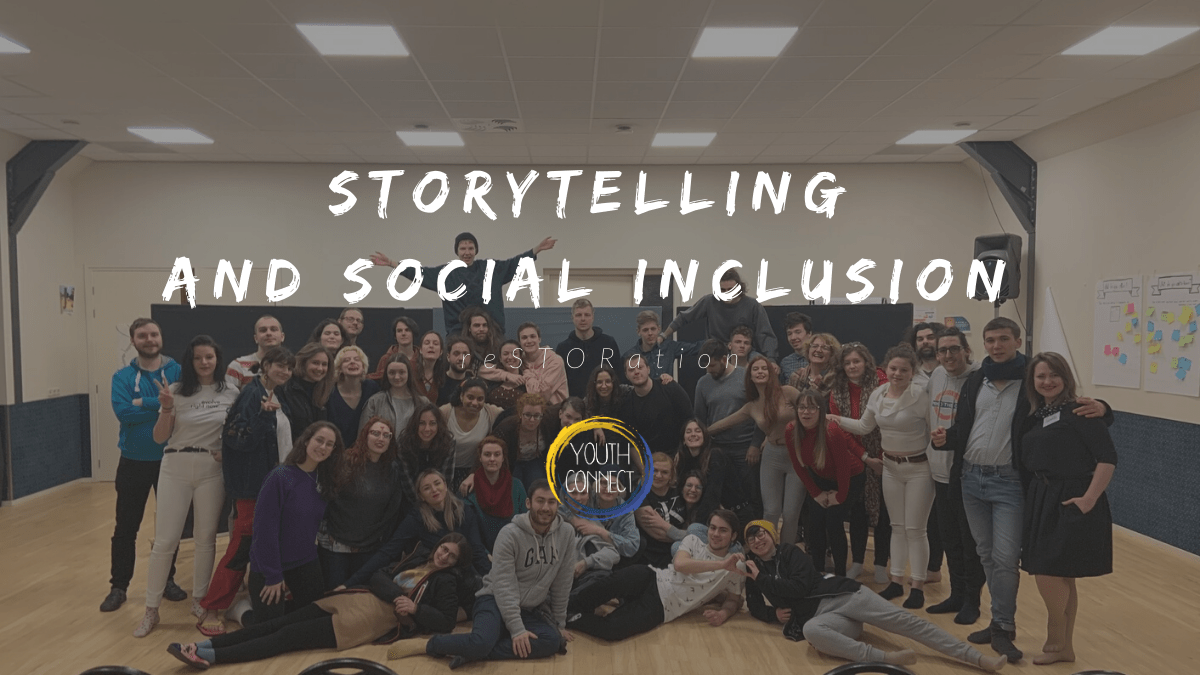 reSTORation | Storytelling and Social Inclusion
