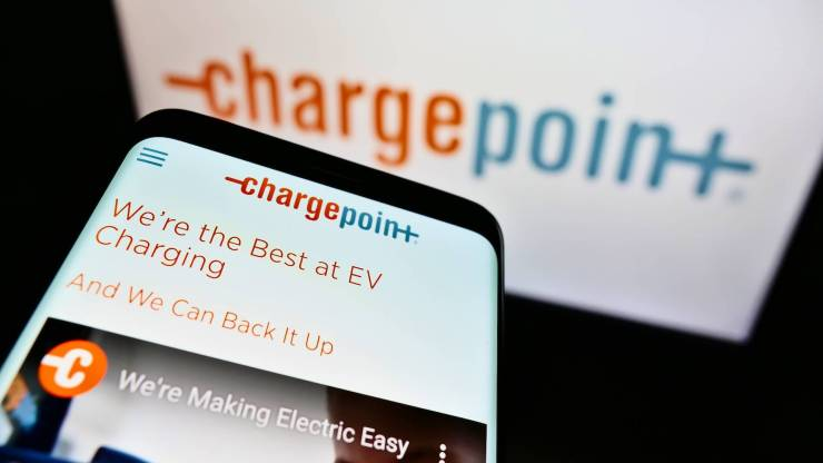 ChargePoint earnings