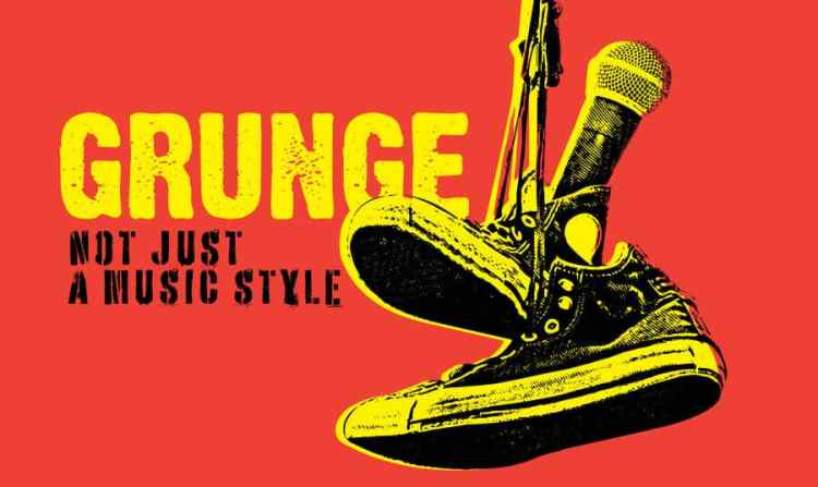 Grunge in the Era of the Millennials - Youth Time Magazine