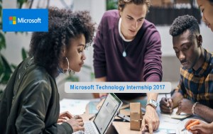 microsoft is offering account manager sales or technical specialist internship program 2017 to study in zambia this is an unpaid internship programme