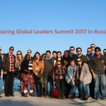 Preparing Global Leaders Summit 2017 in Russia