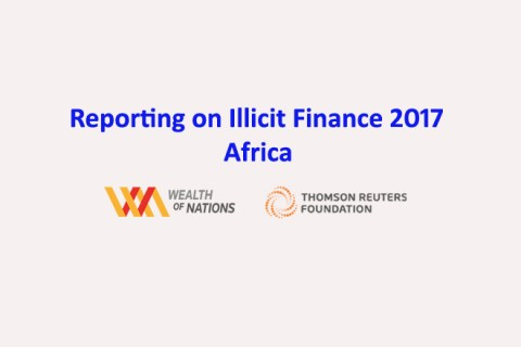 Workshops on Reporting on Illicit Finance 2017 in Africa