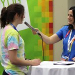 IOC Young Reporters Program at the Youth Olympic Games 2018 in Argentina