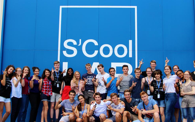 S'Cool LAB Summer CAMP 2018 for High School Students in Geneva, Switzerland