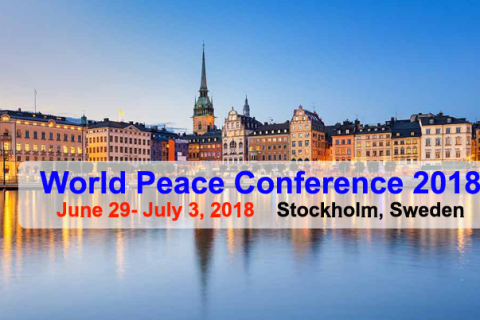 World Peace Conference 2018 in Sweden and Finland