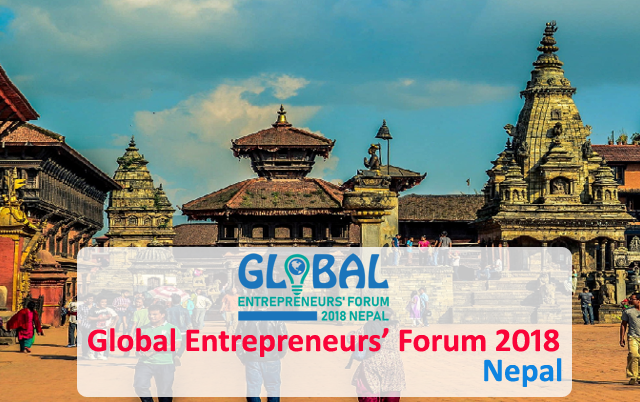Global Entrepreneurs' Forum 2018 in Nepal