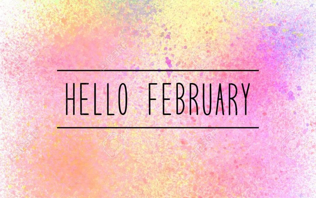 February Youth Event Calendar