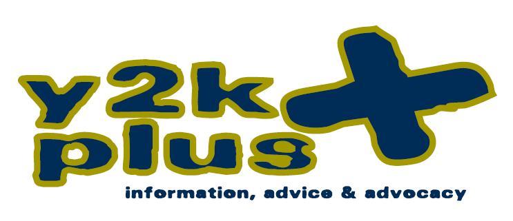 Y2K+ Logo