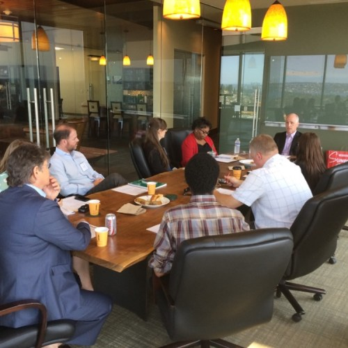 Roundtable with Congressman Smith