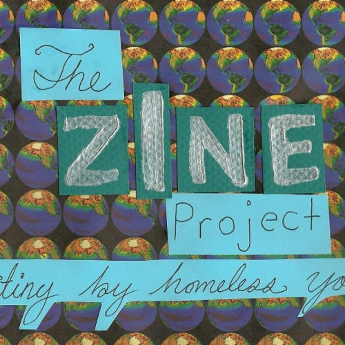 The Zine Project logo
