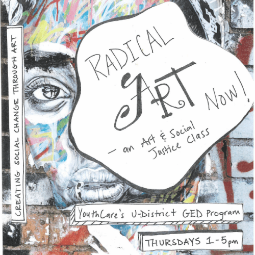 Radical Art Now Class