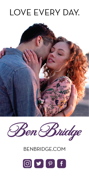 Ben Bridge Jeweler Ad