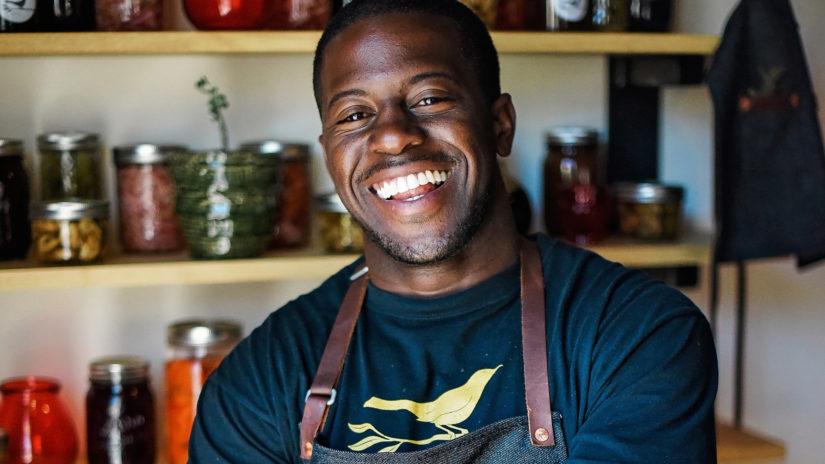 Chef Edouardo