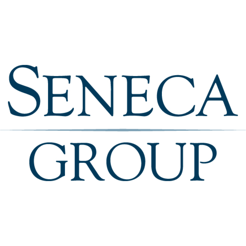 Seneca group sponsor ad