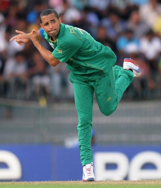 Robin Peterson ICC Twenty20 2012