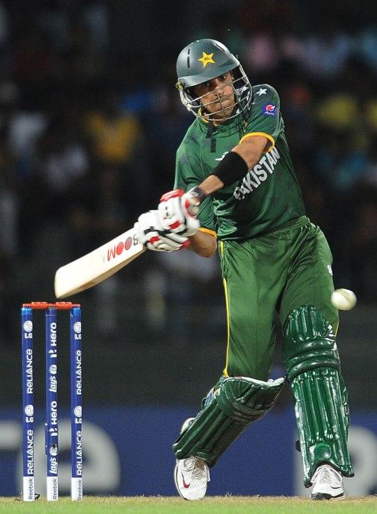 Umar Gul ICC Twenty20 2012