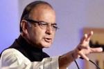 Jaitley targets Congress over Kumaraswamy breaking down