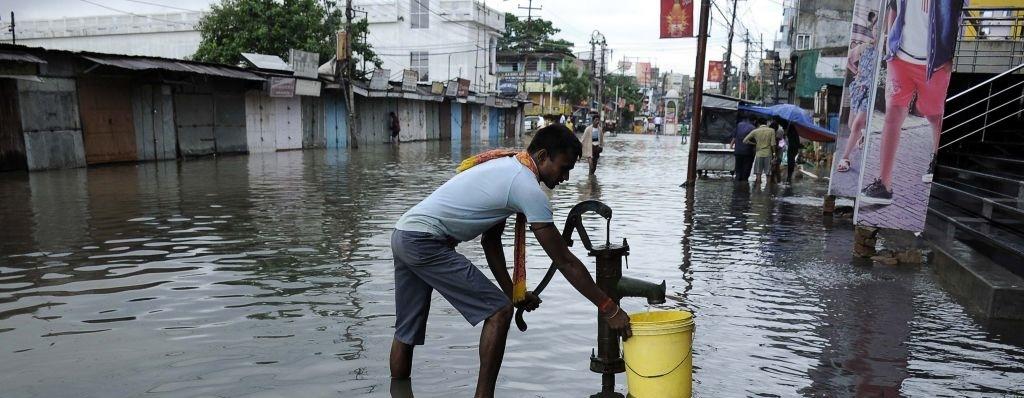 Flood-Hit: Tripura seeks Army assistance