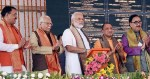 PM inaugurates, lays Foundation Stone for various development projects in Varanasi