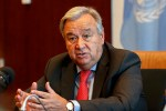 United Nation chief calls for efforts to stem corruption