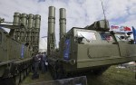 Russia completes delivery of S-300 missile systems to Syria